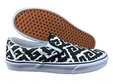 VANS. Classic Slip On. Van Doren. Black Geo / Tribe Shoe. Mens US Size 10.5.