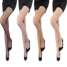 Sexy Fashion Core Silk Women's Stocking Open Toes Stocking Women Tight Pantyhose