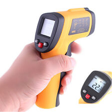 GM300/GM550/700/900 Non-Contact IR Digital Infrared Thermometer Laser Gun Point