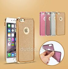Luxury Diamond Bling Glitter Silicone Case Cover for Apple iPhone 6 /6 Plus