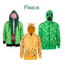 NEW Boys' girls' Ocelot hoodies coat kids' youth hooded fleece outerwear Jacket