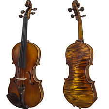 SKY Hand-made 4/4 Full Size Acoustic Violin Rosewood Parts Antique Style