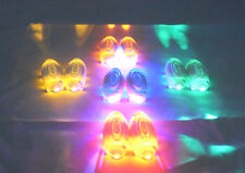 LED Shoelaces Disco Party Eye-catching Popular Glow Stick Strap Flash Light UP