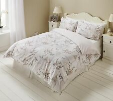 Pieridae Bedding Set Duvet Cover & Pillowcase Quilt Single Double King Romantic