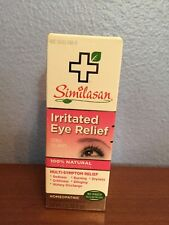 Similasan Irritated Eye Relief Exp. 2/18, Free Ship, Homeopathic, Buy 1 or More!