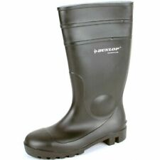 Dunlop Protomaster S5 Safety Work Wellington Steel Toe Cap & Midsole Insulated