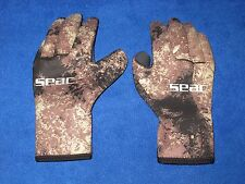 Seac Python 3.5 mm Neoprene Wetsuit Gloves