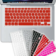 Clear Keyboard Cover Protector Case Skin Shield MacBook Pro 13 15 17'' Skin New