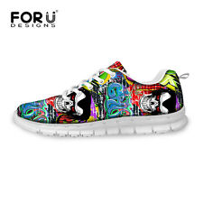 Graffit Mens Trainer Casual shoes Running Sport Smart Sneakers Athletic Outdoor