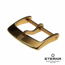 Eterna pin buckle gold plated