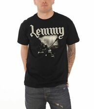 Motorhead Lemmy Lived To Win T-Shirt SM, MD, LG, XL, XXL New