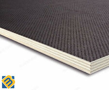 24mm Anti-Slip Mesh Phenolic Birch Plywood Sheets Trailer Flooring Buffalo Board