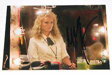 MALIN AKERMAN Hand Signed 4x6in PHOTO Rock of Ages Autograph w/ PROOF watchmen