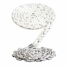 Anchor Rode - Windlass Rope and Chain Combo 200 ft.