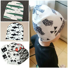 Spring Toddler Kid Girl Boy Baby Infant Soft Knit Cotton Hat Beanie Cap 2016 New