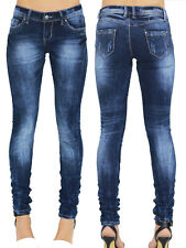 Fashion Perfectly Slimming Jeans Skinny Slim Fit Denim 5 Pocket Jean Low Waist