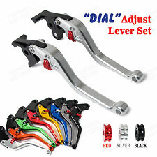 CNC Roller Brake Clutch Levers for Ducati Multistrada 1200/S Streetfighter 848