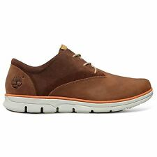 Timberland Bradstreet Oxford Brown Mens Shoes