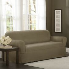 Maytex Torie 1-piece Stretch Sofa Slipcover. Shipping is Free