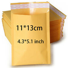 30 50  Pcs Kraft Bubble Mailers Padded Envelopes 11X13  FREE SHIPPING