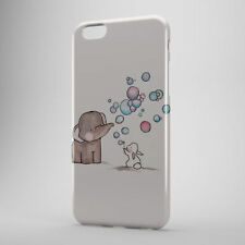 Cute Elephant and Bunny Phone Case Cover for All mobile