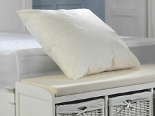 Duck Feather 65cm x 65cm (26'') Square Euro Continental Cotton Cambric Pillows