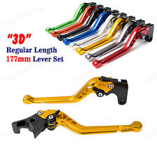 3D CNC Long Brake Lever Clutch lever for BMW HP2 Enduro 05-08 HP2 Megamoto 06-09