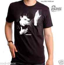 David Bowie T-Shirt / BOWIE HEROES / Official Bowie Mens Tee,Bowie Tribute Tee
