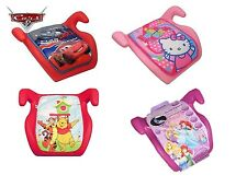 Disney Child kids Boys Girls Booster Car Seat Cushion(15-36kg)(3-12 Years) New
