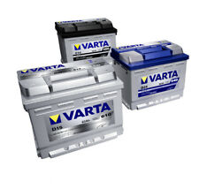 car battery VW GOLF  12v new varta