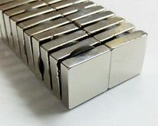 5/10/20Pcs Super Strong Square Rare Earth Neodymium Magnets N35 20mm x 20mmx5mm