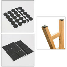 New 12pcs Furniture Legs Feet Sticky Mats Sticky Pad Protect  Wood Floor Scratch