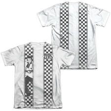 ELVIS PRESLEY CHECKERED BOWLING Sublimation Licensed Men's Tee Shirt SM-2XL