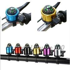 Multicolour Compass Ring Handlebar XI US Bell Sound for Mountain Bike Bicycle