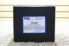 Used IOTA Automatic Transfer Switch PN: ITS-50R