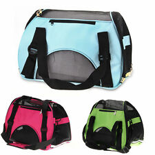 Outdoot Portable Puppy Pet Dog Cat Carry Carrier House Kennel Cage Travel Bag