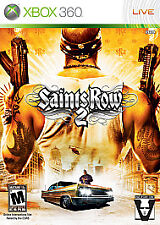 Saints Row 2 (Microsoft Xbox 360, 2008)