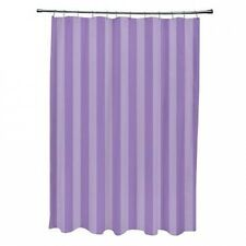 E By Design Striped Shower Curtain. Shipping is Free