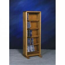 Wood Shed 500 Series 130 CD Dowel Multimedia Storage Rack. Shipping is Free