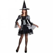 Gothic Witch Adult Halloween Costume. Brand New