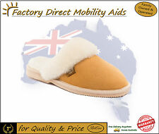 Ugg Australia Ladies Scuffs Scuff Slippers Shoes Australian Made