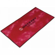 Odyssey Golf Players Towel. Brand New