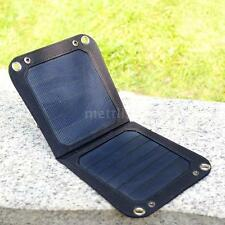 Universal 6.5W Outdoor Solar Energy Stand Panel Mobile Power Supply Pad New T8A3