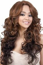 """Motowntress Lacefront Wig- LXP.Edie-Extra Deep Part Hitemperature Curly Long 24"""""""