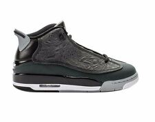 NIKE AIR JORDAN DUB ZERO BASKETBALL TRAINER BOYS SIZE 4 BLACK GREY NEW £80/-