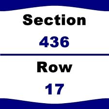 1-10 TIX Arizona Cardinals vs WAS Redskins 12/4 University of Phoenix Stadium