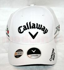 2016 CALLAWAY GOLF TOUR AUTHENTIC PERFORMANCE PRO ADJUSTABLE CAP HAT, ASSORTED