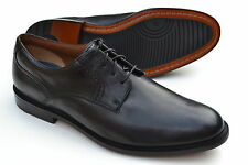 Clarks BNIB Mens Formal Shoes Dorset Walk Black Leather / Wide Fit / RRP £95