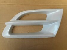 OEM HONDA ARCTIC WHITE RIGHT COWL LOUVER GL1800 01-11 64295-MCA-000ZQ