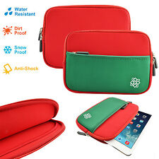 "Slim 7"" 8"" 9"" Neoprene Apple Android Tablet Sleeve Carry Case Bag Cover"